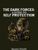 Harry Potter Textbook Cover: The Dark Forces: A Guide for