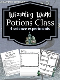 Harry Potter Potions Class  (4 science experiments & a potions book)