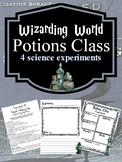 Harry Potter Potions Class  (4 science experiments & a pot