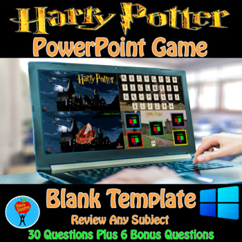 Harry potter powerpoint game by have resources tpt harry potter powerpoint game toneelgroepblik Image collections