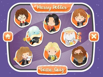 harry potter powerpoint game by digital candy teachers pay teachers