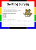 Harry Potter Printable Sorting Quiz