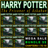 Harry Potter and Prisoner of Azkaban Chapters 1-10 Assessment Distance Learning