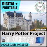 Harry Potter Project - PBL - Distance Learning