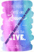 Harry Potter Quote Watercolor Posters (4)