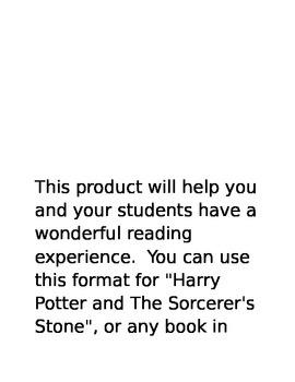 Harry Potter Reading Experience