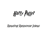 Harry Potter Response Activities