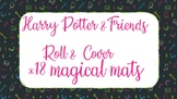 Harry Potter Roll & Cover