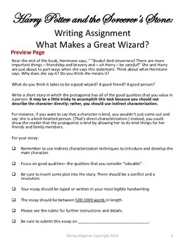 Harry Potter Series: Years 1-3 by J.K. Rowling Study Units
