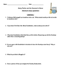 Harry Potter Sorcerer's Stone book study 75 discussion que