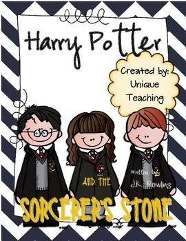 Harry Potter & Sorcerer's Stone: Novel Study