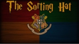 Harry Potter Sorting Hat Quiz and Ceremony Combo