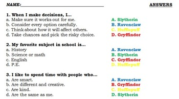 picture regarding Harry Potter Trivia Printable referred to as Harry potter trivia thoughts and solutions pdf