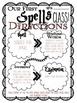 Harry Potter Spells Class - Root Words, Base Words, Prefix