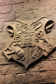 Harry Potter Studio Tour London Warner Brothers Digital Photos Set 1 of 5