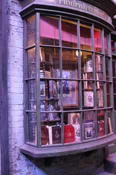 Harry Potter Studio Tour London Warner Brothers Digital Photos Set 5 of 5