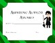 Harry Potter THEMED End of Year Certificates