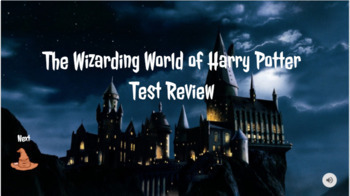 Harry Potter Powerpoint Worksheets Teaching Resources Tpt