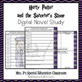 Harry Potter & The Sorcerer's Stone Novel Study