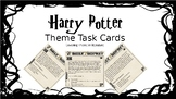 Harry Potter Task Cards (Theme)