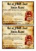 Harry Potter Themed Achievement Certificates
