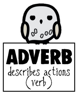 Harry Potter Themed Adverbs