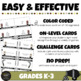 Harry Potter Themed Fry Card Games & Activities BUNDLE Words #1-300