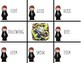 Harry Potter Themed Classroom - Grade 1 -Vowel Diagraph /oo/ Phonics Card Game
