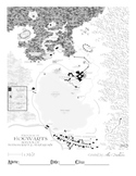 Harry Potter Themed Classroom - Hogwarts Mapping Worksheet