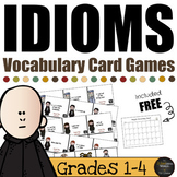 Harry Potter Themed Classroom -  Idioms Game Bundle