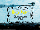 Harry Potter Themed Classroom Jobs