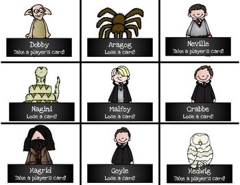 Harry Potter Themed Classroom - Long Vowel with Final E BUNDLE!
