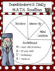 Harry Potter Themed Classroom -  M.A.T.H. Workshop Kit for Grades 1-6