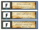 Harry Potter Themed Classroom - Menu Cards for use with Da