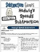 Harry Potter Themed Classroom -  No Prep Subtraction Math Games