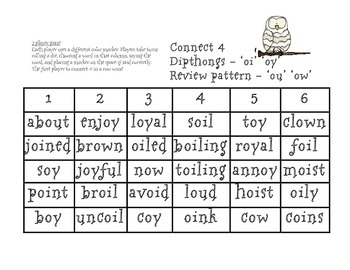 Harry Potter Themed Classroom - 'Oi' 'Oy' Connect Four Game
