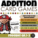 Harry Potter Themed Classroom -  Old Batty Wizard Card Game