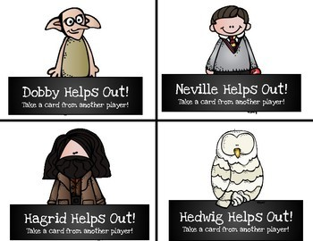 Harry Potter Themed Classroom - Voldemort's Revenge Nearest 1/2 Inch Game