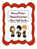 Harry Potter Themed Context Clues Task Cards