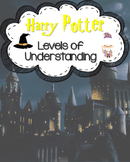 Harry Potter Themed Levels of Understanding