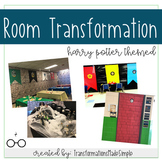 Harry Potter Themed Room Transformation