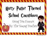 Harry Potter Themed School Countdown