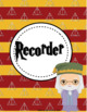 Harry Potter Themed Teacher Binder Dividers