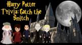 Harry Potter Trivia: Catch the Snitch