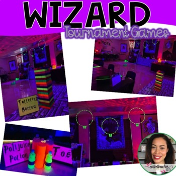 Harry Potter Triwizard Tournament