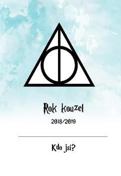 Harry Potter Učitelský notes