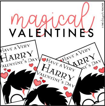 Magical Valentines FREEBIE