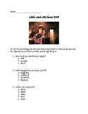 Harry Potter Wand Quiz & Descriptive Writing Task