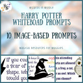 Harry Potter Whiteboard Prompts - Images