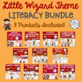Harry Potter Wizard Themed Literacy Bundle **11 Products I